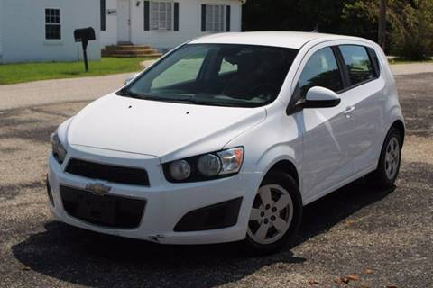 2013 Chevrolet Sonic for sale in Waldorf, MD