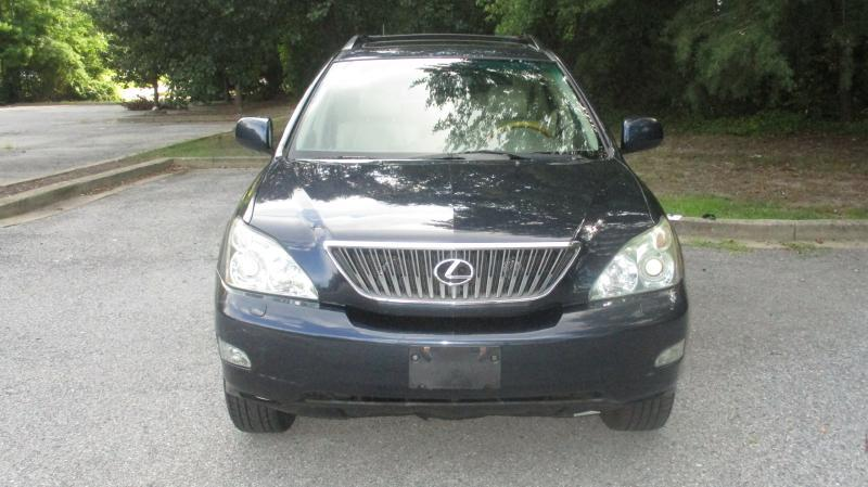 2004 LEXUS RX 330 BASE AWD 4DR SUV blue air conditioning power windows power locks power steer