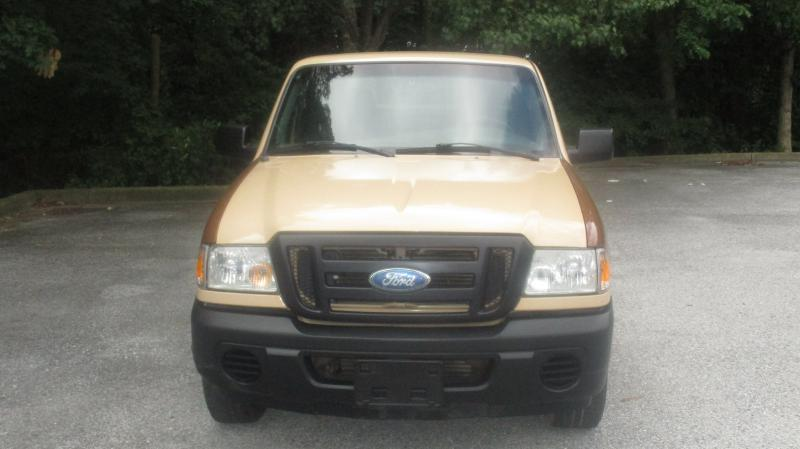 2010 FORD RANGER SUPER CAB brown air conditioning power steering tilt wheel amfm amfm cdmp