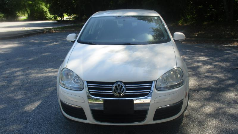 2008 VOLKSWAGEN JETTA S 4DR SEDAN 6A white air conditioning power windows power locks power st