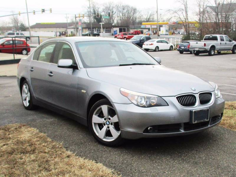 2006 BMW 5 SERIES 530XI AWD 4DR SEDAN gray complimentary 3 months3000 miles engine transmis