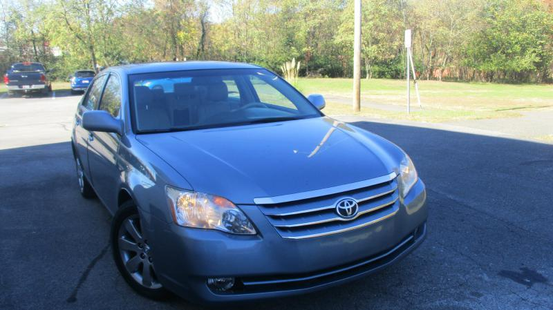 2006 TOYOTA AVALON XL 4DR SEDAN blue air conditioning power windows power locks power steering