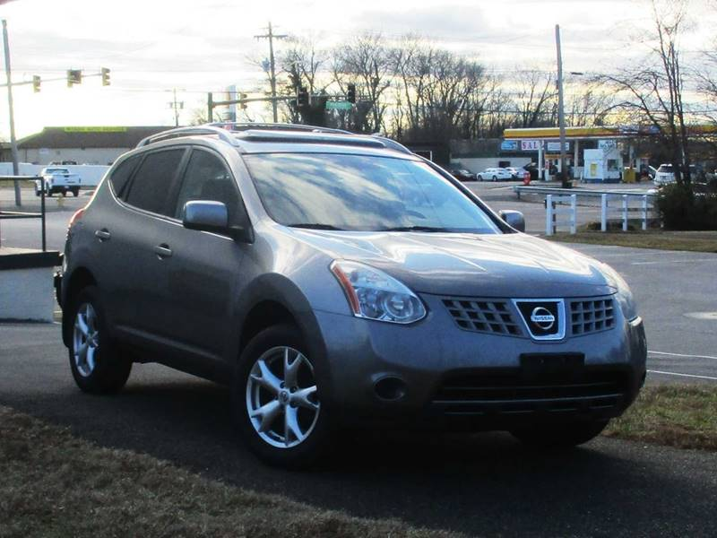 2008 NISSAN ROGUE SL CROSSOVER 4DR gray complimentary 3 months3000 miles engine transmissio