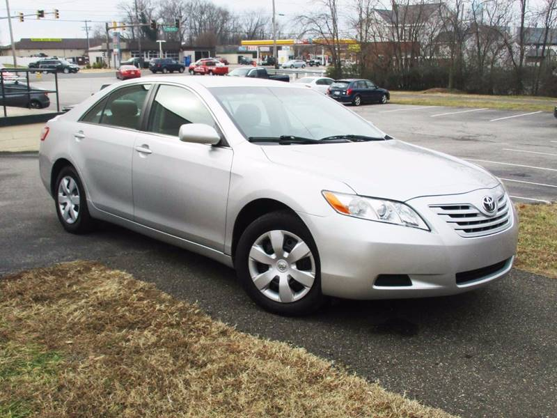 2009 TOYOTA CAMRY BASE 4DR SEDAN 5A silver complimentary 3 months3000 miles engine transmis