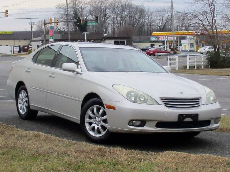 2004 LEXUS ES 330 BASE 4DR SEDAN silver complimentary 3 months3000 miles engine transmissio