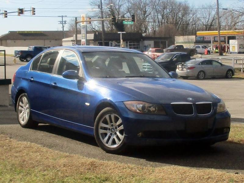 2007 BMW 3 SERIES 328XI AWD 4DR SEDAN blue complimentary 3 months3000 miles engine transmis