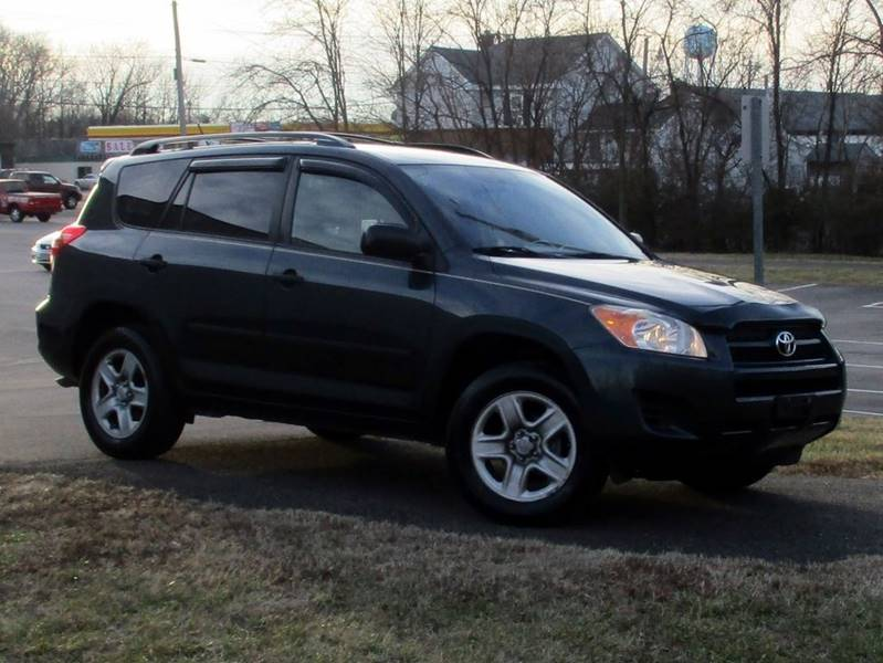 2009 TOYOTA RAV4 BASE 4X4 4DR SUV green complimentary 3 months3000 miles engine transmissio