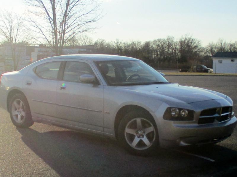 2010 DODGE CHARGER SXT 4DR SEDAN silver complimentary 3 months3000 miles engine transmissio