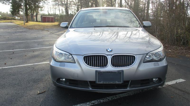 2006 BMW 5 SERIES 530XI AWD 4DR SEDAN gray air conditioning power windows power locks power st