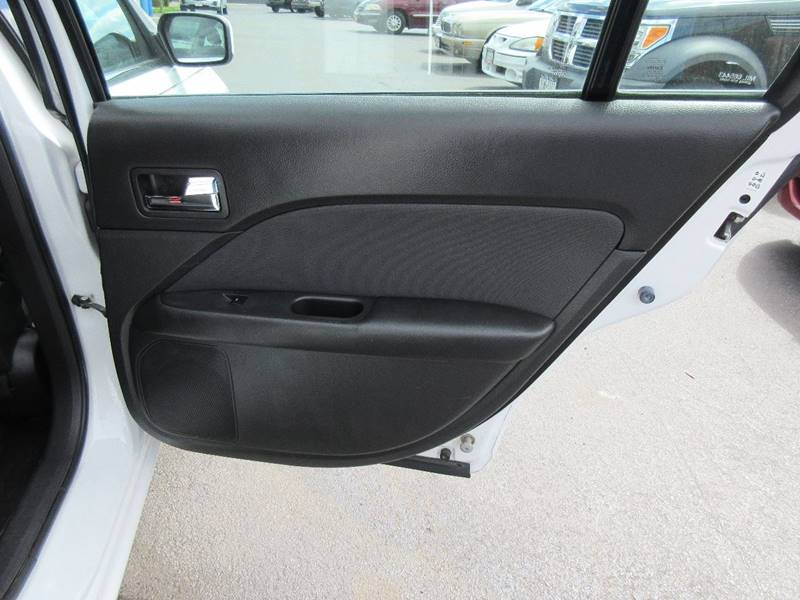 2010 Ford Fusion SE 4dr Sedan - North Tonawanda NY