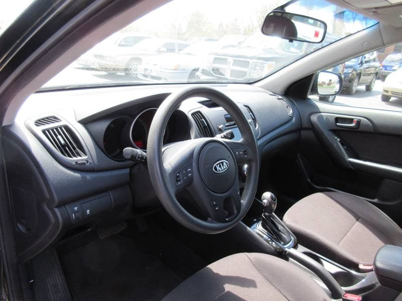 2011 Kia Forte5 EX 4dr Hatchback 6A - North Tonawanda NY