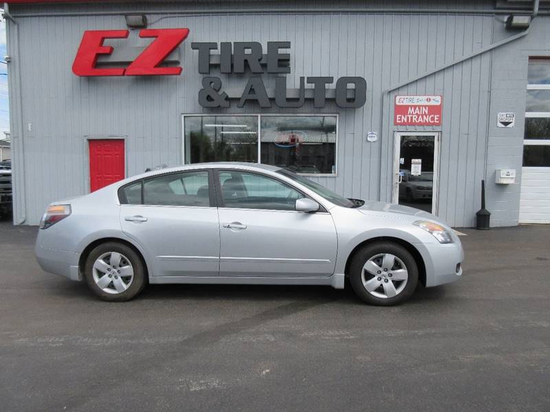 2007 Nissan Altima 2.5 4dr Sedan - North Tonawanda NY