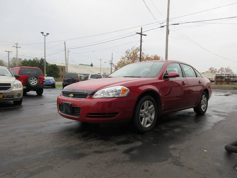 2008 Chevrolet Impala LT 4dr Sedan - North Tonawanda NY