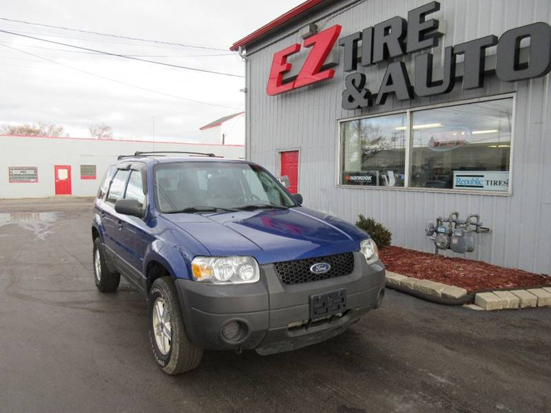 2006 Ford Escape AWD XLS 4dr SUV w/Automatic - North Tonawanda NY