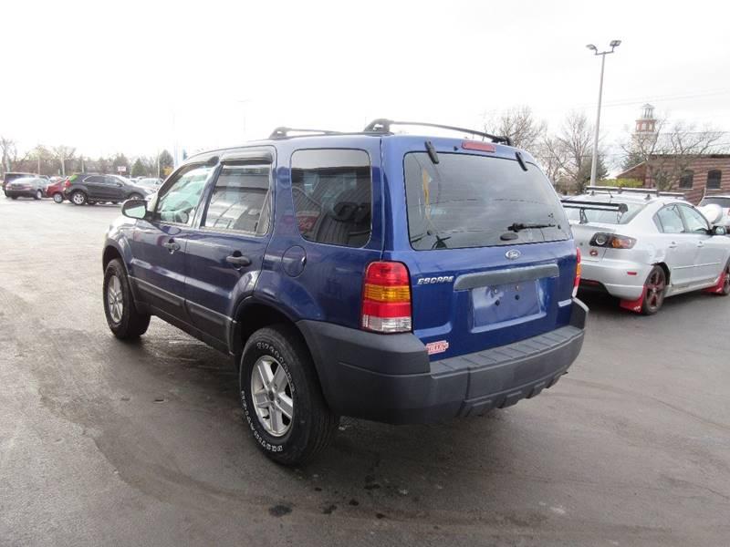 2006 Ford Escape AWD XLS 4dr SUV w/Automatic - North Tonawanda NY