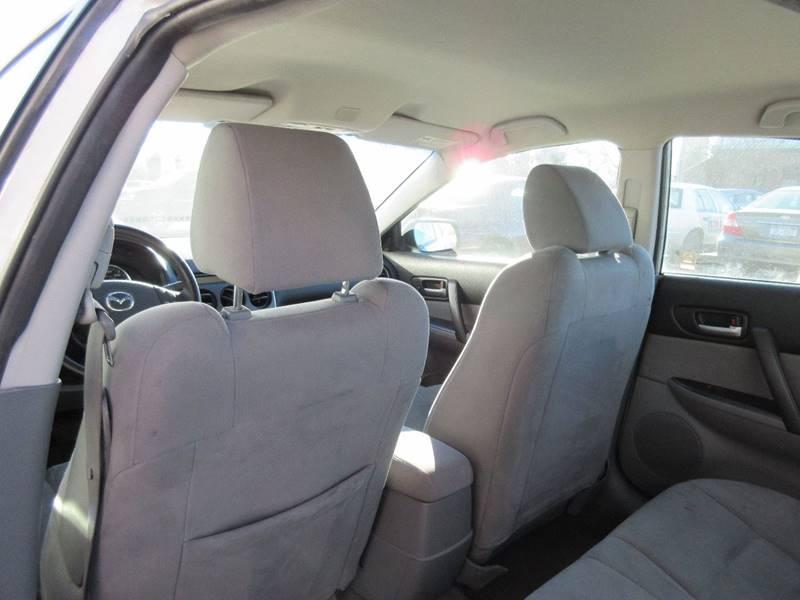 2007 Mazda MAZDA6 i Sport 4dr Sedan (2.3L I4 5A) - North Tonawanda NY