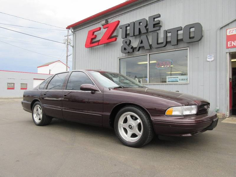 1995 Chevrolet Impala SS 4dr Sedan - North Tonawanda NY