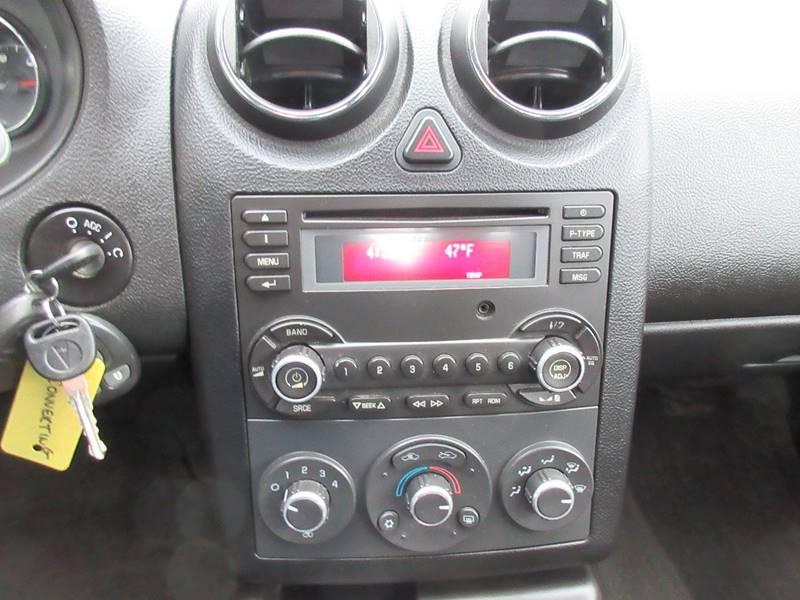 2008 Pontiac G6 4dr Sedan - North Tonawanda NY