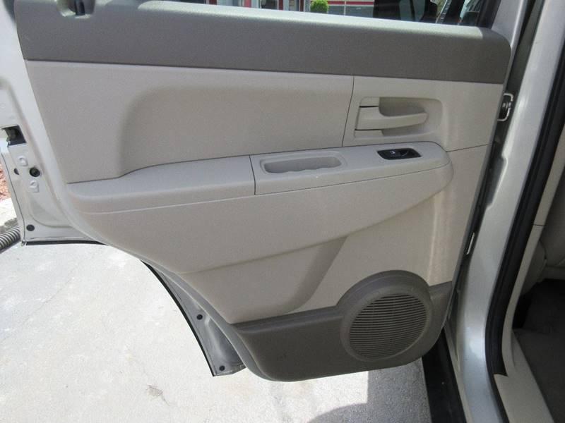 2008 Jeep Liberty 4x4 Sport 4dr SUV - North Tonawanda NY
