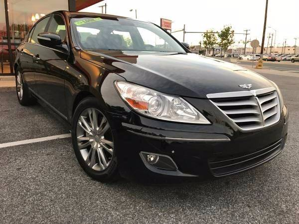 2009 Hyundai Genesis 4.6L V8 4dr Sedan   Baltimore MD