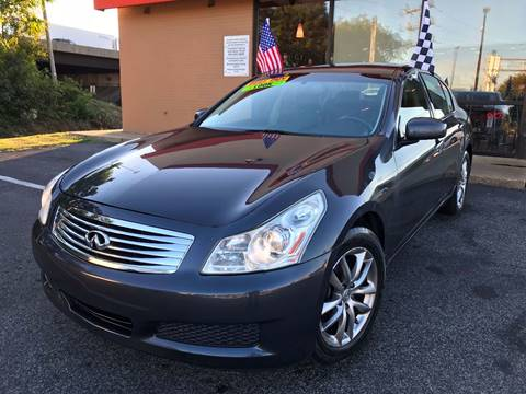 2007 Infiniti G35 for sale in Baltimore, MD