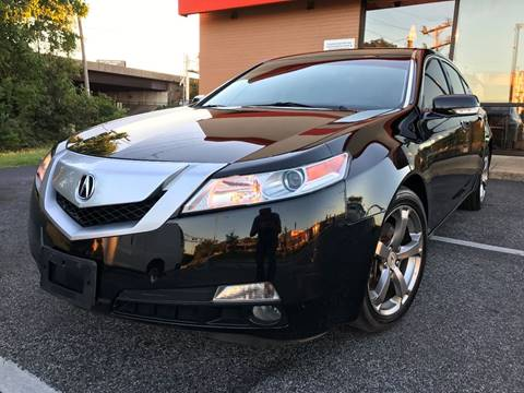 2009 Acura TL for sale in Baltimore, MD