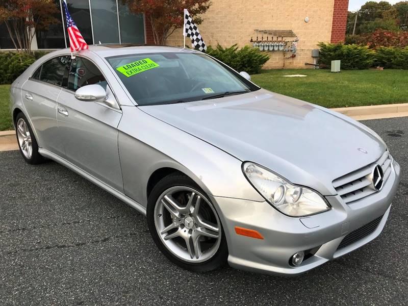 2007 Mercedes Benz CLS CLS 550 4dr Sedan   Baltimore MD