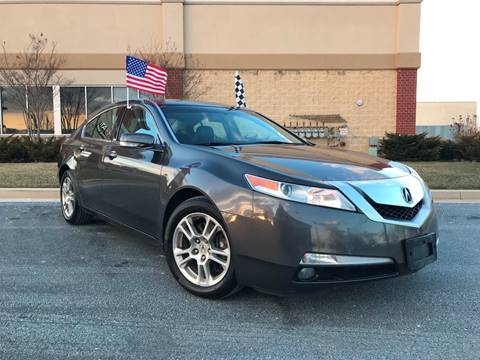 Acura TL For Sale In Maryland Carsforsalecom - Acura tl for sale in md