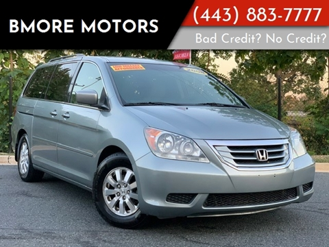 2008 Honda Odyssey for sale in Baltimore, MD