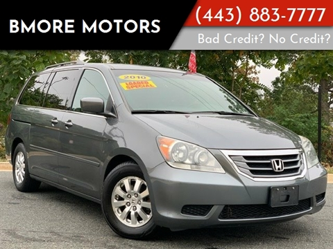 2010 Honda Odyssey for sale in Baltimore, MD