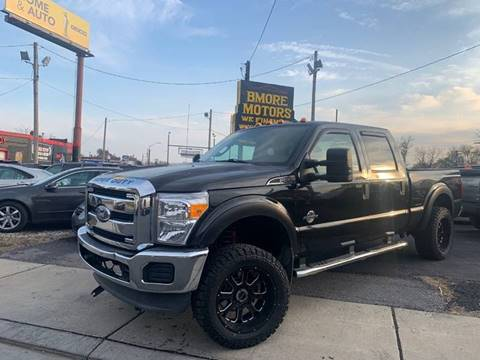 2011 Ford F-250 Super Duty for sale in Baltimore, MD