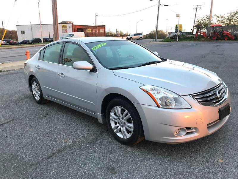 2011 Nissan Altima 25 S 4dr Sedan In Baltimore Md Bmore Motors