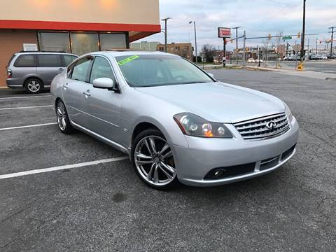 2007 Infiniti M45 for sale in Baltimore, MD
