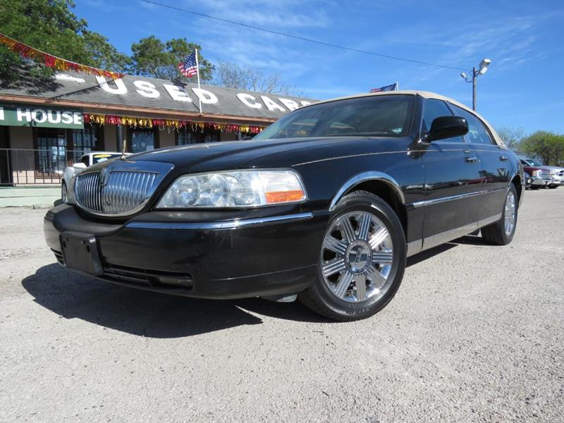 2003 Lincoln Town Car Cartier In Corpus Christi Tx Oasis Motor Co