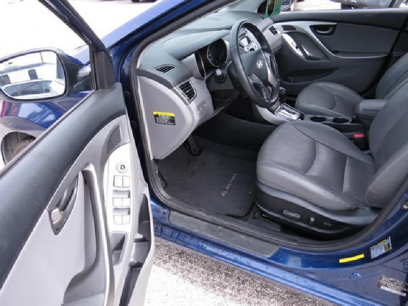 2013 Hyundai Elantra GLS 4dr Sedan - Corpus Christi TX
