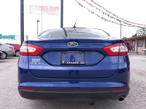 Ford fusion for sale in corpus christi tx for Oasis motors corpus christi