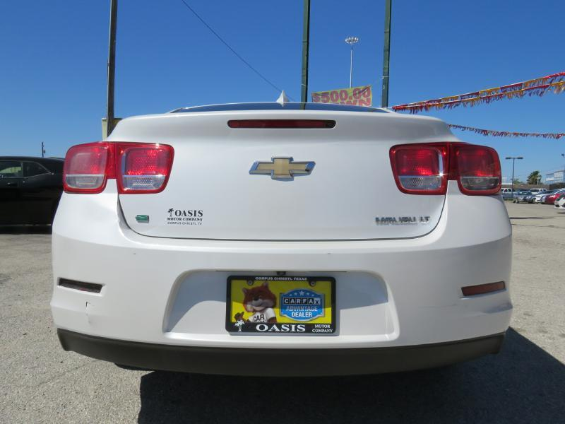 2015 Chevrolet Malibu LT 4dr Sedan w/1LT - Corpus Christi TX
