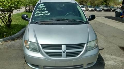 2005 Dodge Grand Caravan for sale in Westland, MI