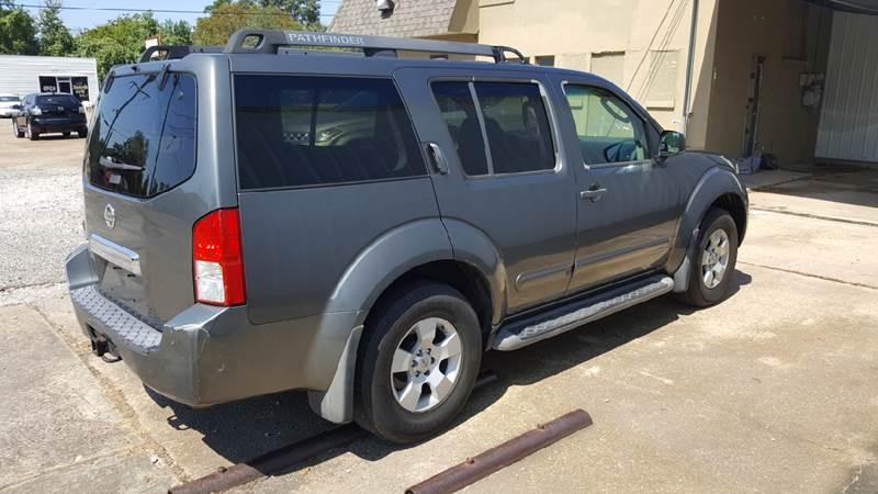 2005 Nissan Pathfinder SE 4dr SUV   Lake Charles LA