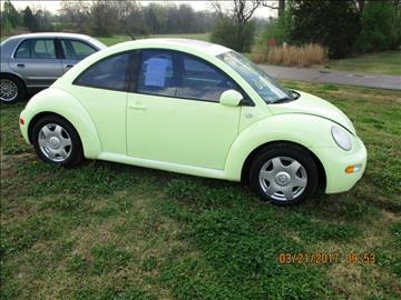 2001 Volkswagen New Beetle for sale in Vian, OK