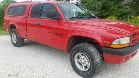 1999 Dodge Dakota for sale in Winfield MO