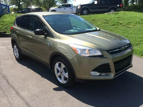 2013 Ford Escape for sale in Sevierville, TN