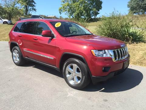 2012 Jeep Grand Cherokee for sale in Sevierville, TN