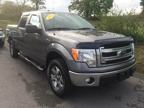 2014 Ford F-150 for sale in Sevierville, TN