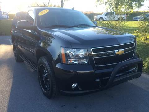 2013 Chevrolet Tahoe for sale in Sevierville, TN