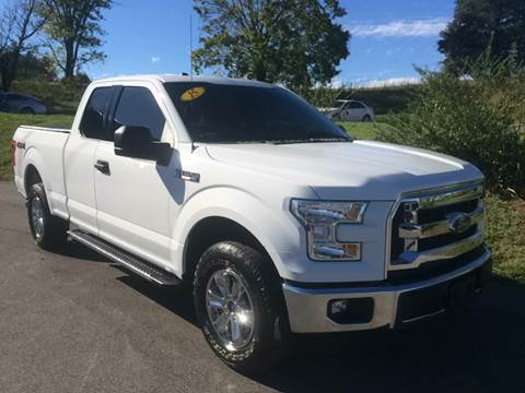2015 Ford F-150 for sale in Sevierville, TN