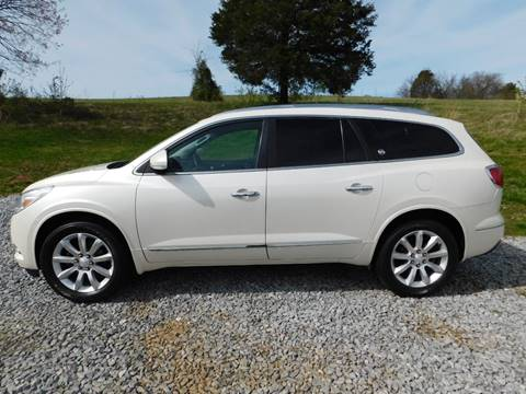 2015 Buick Enclave for sale in Sevierville, TN