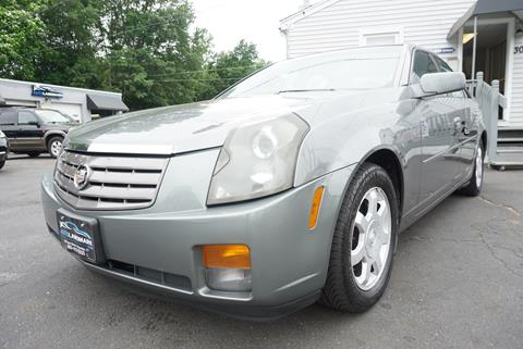 2004 Cadillac CTS for sale in Plainville, CT