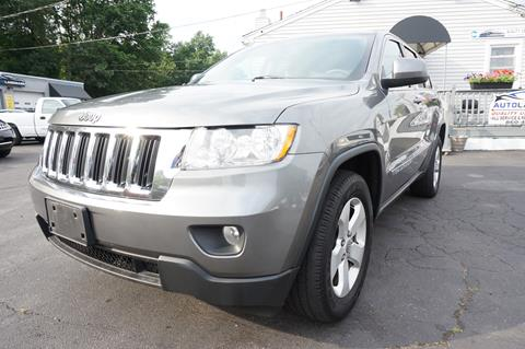 2013 Jeep Grand Cherokee for sale in Plainville, CT