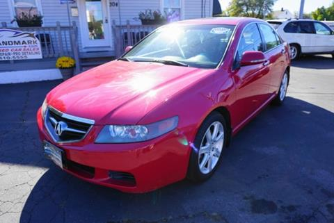 2005 Acura TSX for sale in Plainville, CT